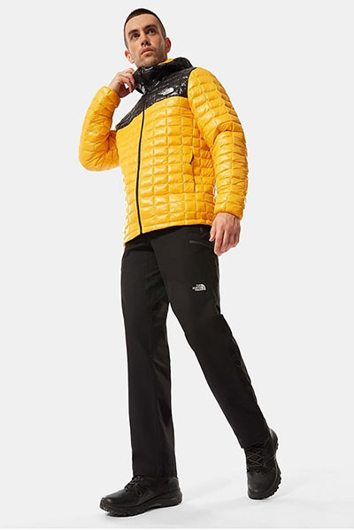 The North Face Erkek Pantolon Siyah NF00CL9RJK3-36-REG